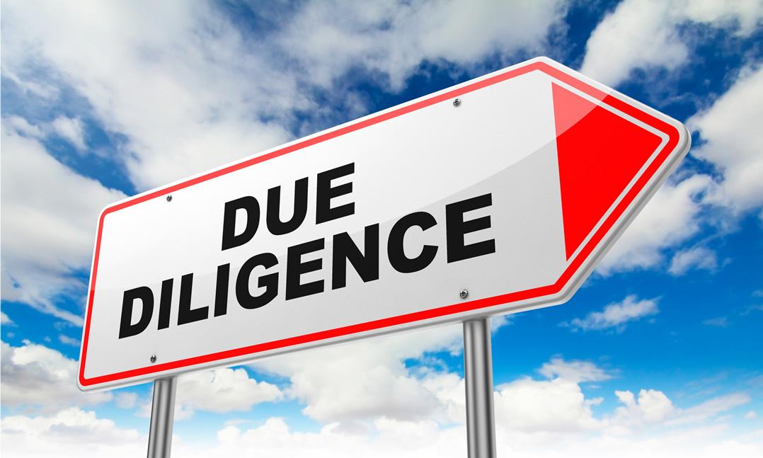 Due Diligence - это процедура проверки клиента и его капитала