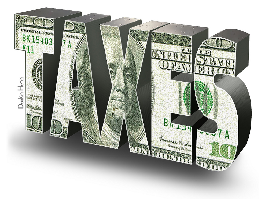 Налог на репатриацию